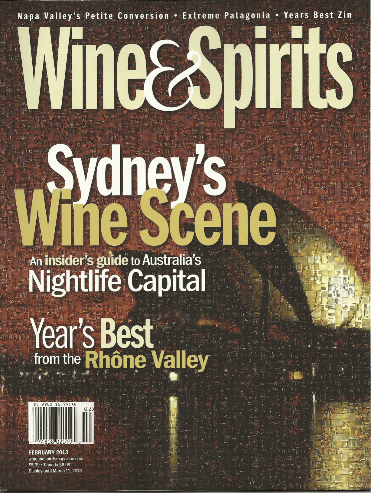 Wine & Spirit Year's Best Rhone Wines